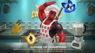 Cuisine of Champions | Marvel Contest of Champions