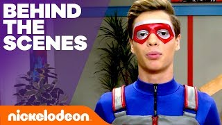 Go BTS w/ Jace Norman for the BRAND NEW 'Back to the Danger' | Henry Danger | Nick