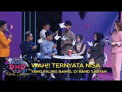 WAH!! Ternyata Nisa Yang Paling Bawel Di Band Sabyan - DMD Rindu Sabyan (2011)