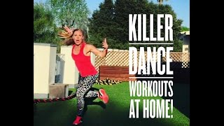 Just Girly Things - DANCE Fitness- AT HOME WORKOUT