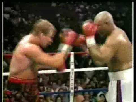Mike Tyson vs Tommy Morrison