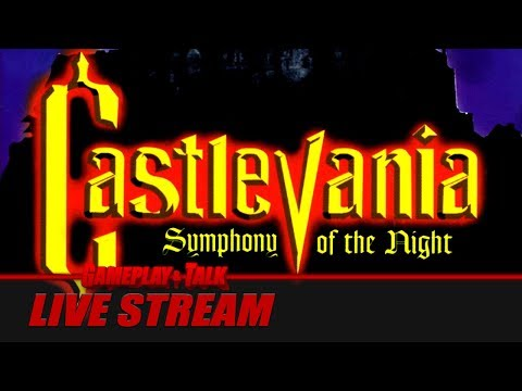 Xxx Mp4 Gameplay And Talk Live Stream Castlevania Symphony Of The Night Sony PlayStation PS1 3gp Sex
