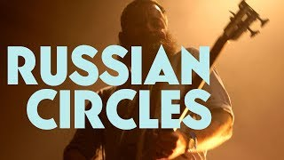 Russian Circles - Live (Les 3 Eléphants 2018)