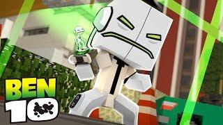 Minecraft: WHO'S YOUR FAMILY? - O BEBÊ BEN 10 SE TRANSFORMOU NO ECHO ECHO!!