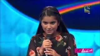 Indian Idol Junior 2015: Nahid Afrin- Ishq Kabhi Kario Na - Awesome