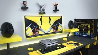 Ultimate Desk Setup | Wolverine Edition