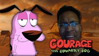 COURAGE THE COWARDLY DOG: EXPOSED