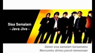 Java Jive - Sisa Semalam