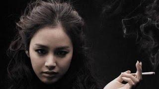 Hot! Kim Tae-hee Is Seductive in Arena Photoshoot