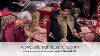Hala Chera by Salar Aghili on Tour in Australia Oct/Nov 2011
