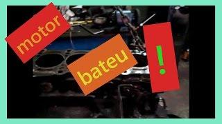 oficina mecanica - dica de como sabe se motor bateu