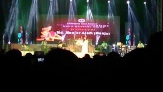 Shreya Goshal bangla folk song live in ctg club 2015
