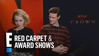 "Are ""The Crown"" Stars Worried About Spoilers? 