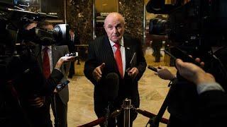 Giuliani backtracks on obstruction questions