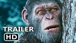 "WАR FOR THЕ PLАNЕT OF THЕ АPЕS ""Human Chief VS Caesar"" Official Clip (2017) Blockbuster Movie HD"