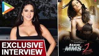 Sunny Leone BOLD Interview On Ragini MMS 2 Part 3