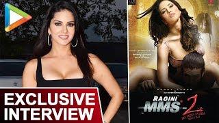 Sunny Leone BOLD Interview | Ragini MMS 2 Part 3 | sunny leone exclusive interview