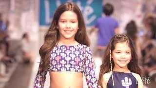 L'été Moda Praia, desfile Verão 2018 no Fashion Weekend Kids edição Pets