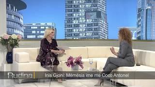 Rudina - Inis Gjoni, jeta mes teatrit dhe memesise! (13 tetor 2017)