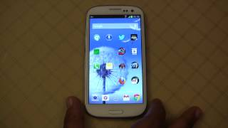 Samsung Galaxy S III -  Five Important Apps to Install Immediately