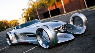 Top 5 Future Concept Cars - 2018 [New] [4K]