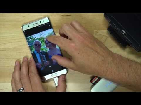 Xxx Mp4 Connecting A Galaxy Note 7 To A USB Card Reader 3gp Sex