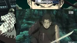 Hashirama Sunju vs Madara uchiha-Pelea completa-