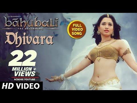Baahubali Songs | Dhivara Video Full Song | Prabhas, Anushka Shetty,Rana,Tamannaah | M M Keeravani