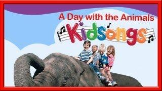 Kidsongs | Do Your Ears Hang Low | Nursery Rhyme | Animal Song for Kids | Real Kids Songs | PBS Kids