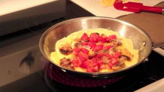 Perfect Omelet in Stainless Steel