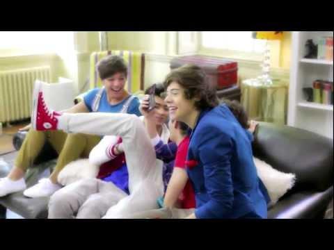 One Direction - Save You Tonight [ Music Video ] + lyrics