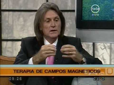 Terapia de Campos Magnéticos Dr. Isaac Jakter Bien Despiertos 17 02 2009