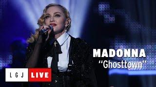 Madonna - Ghosttown - Live du Grand Journal