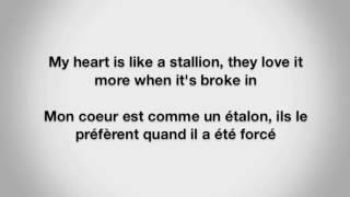 Alone Together - Fall Out Boy (version mobile) Lyrics English/Français