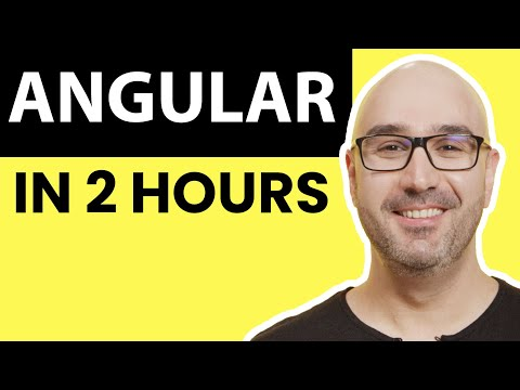 Angular Tutorial for Beginners: Learn Angular from Scratch | Mosh