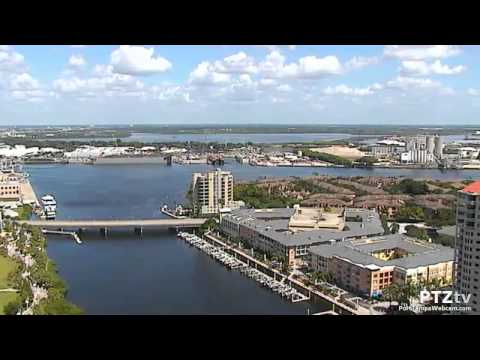 New PORT TAMPA WEBCAM Field of View August 2014