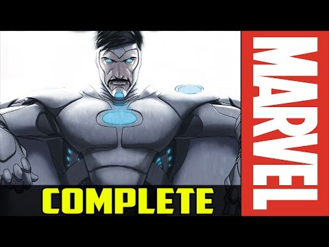 Superior Iron-Man Complete Story