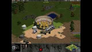 Roman vs 7 Hardest Randoms. Random Map. Age of Empires. Rise of Rome