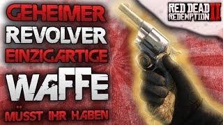 Geheimer Revolver Einzigartige Waffe - Red Dead Redemption 2 Deutsch Bester Revolver?