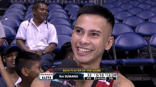 Best Player: Roi Sumang | PBA Governor's Cup 2017