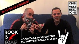 ROCK IS DEAD - IL LIBRO NERO SUI MISTERI DELLA MUSICA
