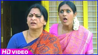 Azhagiya Pandipuram Tamil Movie - Meera Krishnan and Fathima Babu fight