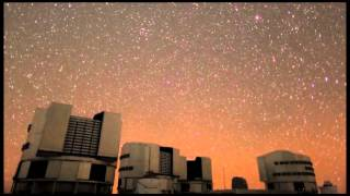Very Large Telescope - Timelapse