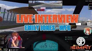 Emily Jones - Worlds Fastest Girl - Interview