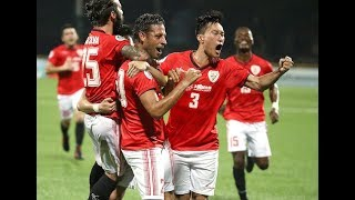Hang Yuen FC 1-4 Benfica Macau (AFC Cup 2018: Group Stage)