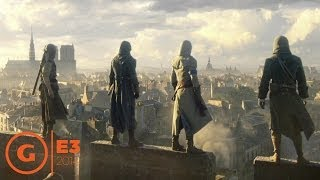 Assassin's Creed Unity - E3 2014 Trailer at Ubisoft Press Conference
