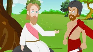 The Good Samaritan & David and Goliath - Holy Tales Bible Stories - Old Testament