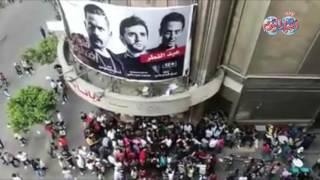أخبار اليوم   السقا.. أعلي إيراد يومي في تاريخ السينما المصرية