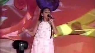 Morissette Amon on Little Big Star