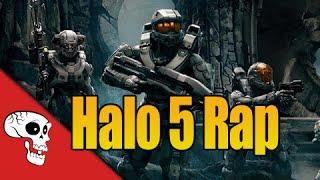 HALO 5 RAP by JT Machinima feat. Andrea Storm Kaden -